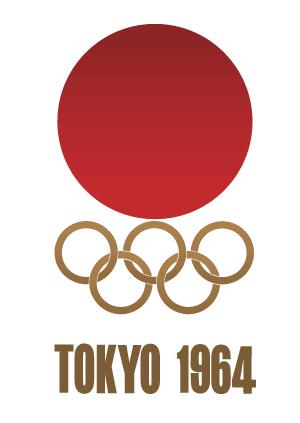 1964 Summer Olympics Emblem