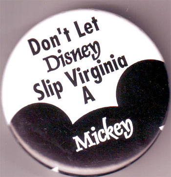 Don't Let Disney Slip Virginia A Mickey