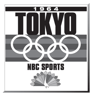 nbc 1964 winter olympics logo