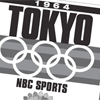 NBC 1964 Summer Olympics Logo