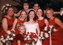 The Bridesmaids: Check out these fun gals!