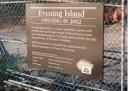 Chicago Botanical Gardens: Evening Island under construction